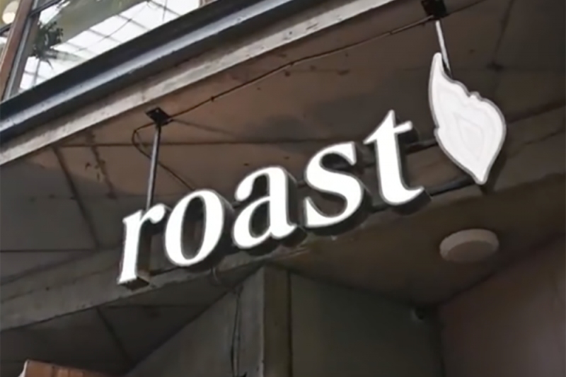 Roast Restaurant- Facebook Promotional Video