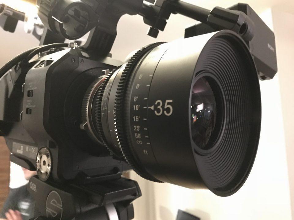 Benefits of Cine Lenses