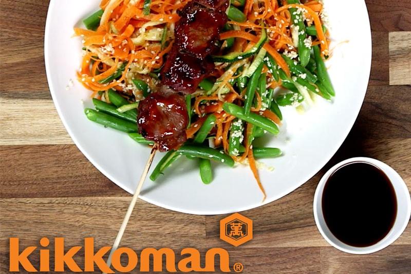 Kikkoman – Short Recipe Videos
