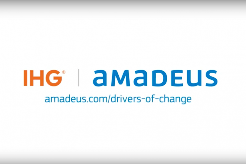 Amadeus  – The future of travel – Insight Animation